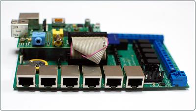 kontrolerMG6, przekaźniki kontroli dostępu